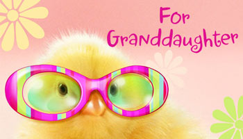 Easter Quotes for Granddaughter