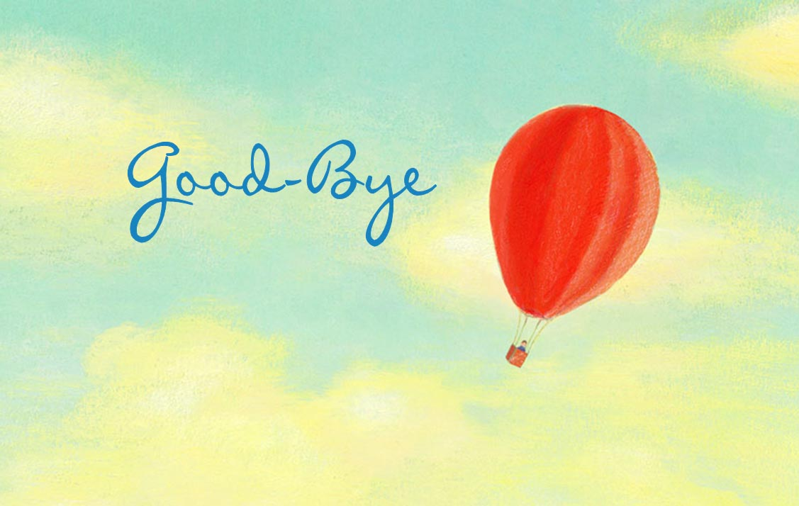 Hello Goodbye Messages. What to Write in a Hello or Goodbye Card