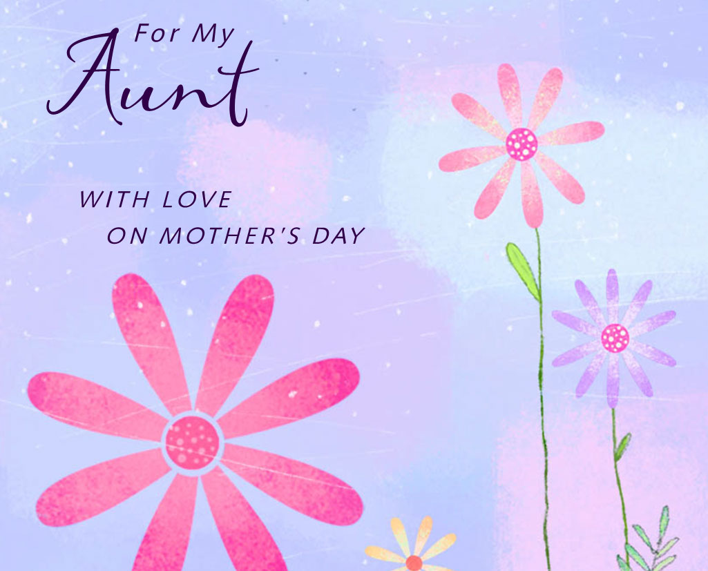 Mother's Day Messages for Aunt, Mother's Day Quotes for Aunt