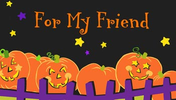 Halloween Quotes For Friends