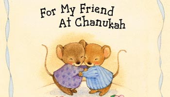 Hanukkah Greetings for Friends