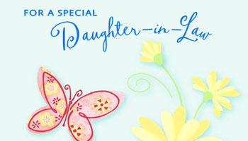 Mother's Day Messages for Daughter-In-Law