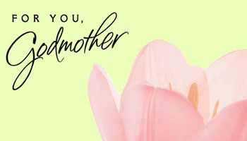 Mother's Day Messages for Godmother