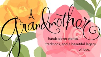 Mother's Day Messages for Grandmother