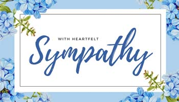 Sympathy Card Messages