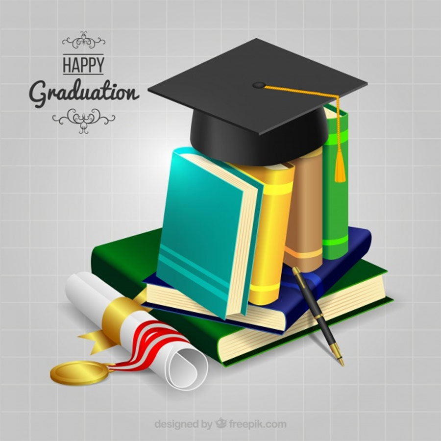 Wishing you a graduation day that's as bright as your future! Congratulations!